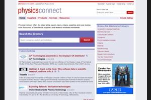 Physics Connect